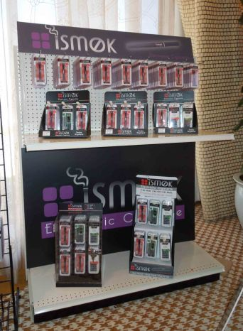 iSmok Electronic Cigarettes at CES 2013