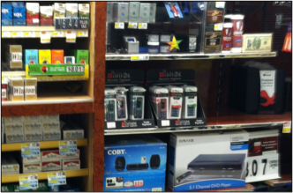 iSmok Electronic Cigarettes at ShopRite